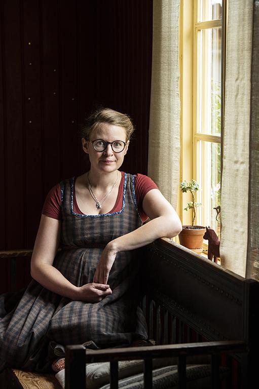 Foto Anna Hållams